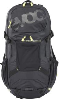 EVOC FR Enduro Blackline Protector Backpack 16L black S 2019 Drikkesekker