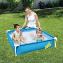Bestway My First Frame Pool 122x122x30,5 cm