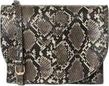 VERO MODA Käärmekuviollinen Crossover-mallinen Laukku Women Grey