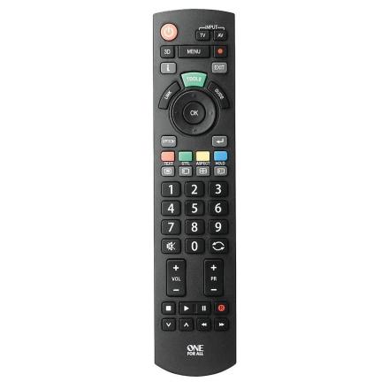 One For All En For alle URC1914 alle mærkevarer Panasonic TV udskif...