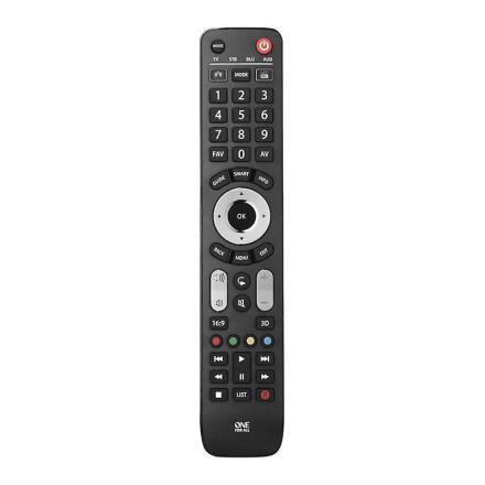 One For All En For alle URC7145 udvikle sig 4-i-1 TV fjernbetjening...