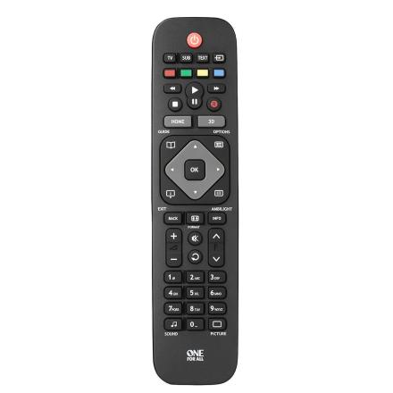 One For All En For alle URC1913 alle mærkevarer Philips TV udskiftn...