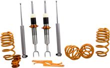Coilover Adjustable Suspension Spring Kit For VW PASSAT 3B 3BG 1996–2000