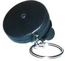 Nyckelhållare med bältesklipp Key-Bak Spinner 48