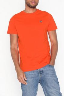 Fila Seamus Tee SS T-skjorter og singleter Orange