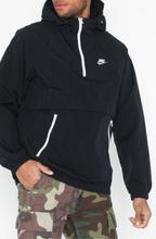 Nike Sportswear M Nsw Ce Jkt Hd Wvn Anrk Jackor Black