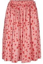 6f51fcf5 Rosa Moss Copenhagen Moss Copenhagen Anemone Nor Skirt - Apricot Pink Skjørt  & Shorts