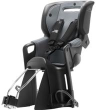 Britax Römer Polkupyöränistuin Jockey³ Comfort , Black Grey - musta