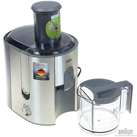Braun J700 2 hastighed 1,25 L IdentityCollection Spin Juice Extractor