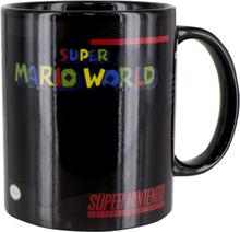 Super Mario World-Zaubertasse