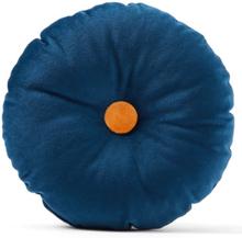 Kids Concept -tyyny pyöreä, sininen