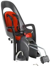 hamax Polkupyörän lastenistuin Caress + lukittava pidike harmaa/punainen