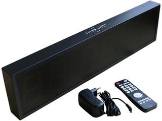 TITAN LIFE Digital Clock Incl. Remote