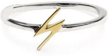 Snap Ring Flash Silver
