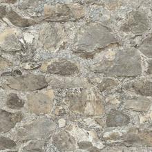 RoomMates Självhäftande tapet vittrad sten grå RMK9096WP
