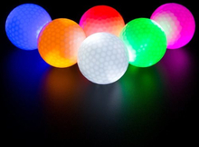Loistavat golfpallot, 3 kpl