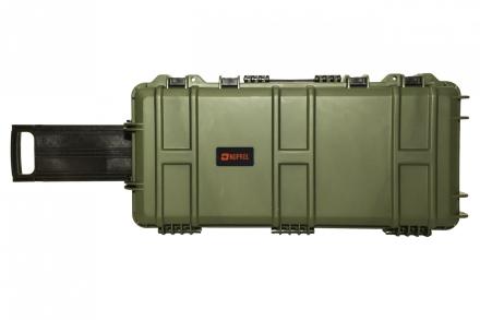 Nuprol - Medium Hard Case med Hjul PnP(SMG) - Grønn