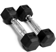Hantlar HexDumbells Håndvægt 2 x 2 kg
