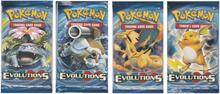 Pokemon xy12 evolutions booster