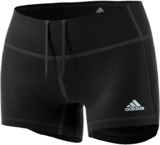 ADIDAS Women's Adidas Own The Run Short Tights Dame treningsshorts Sort L