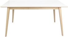 Nora - Esstisch ausziehbar, Weiß, 150/190/230 cm