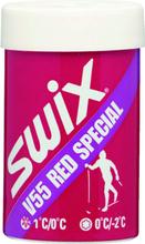 Swix V55 Red Special Hardwax 0/+1C, skismøring 1SIZE