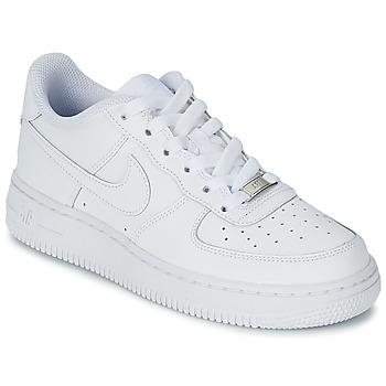 Nike Sneakers til børn AIR FORCE 1 Nike - Spartoo