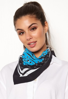 ONLY Muni Scarf Brilliant Blue One size