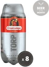 Cruzcampo Especial 8 TORPS