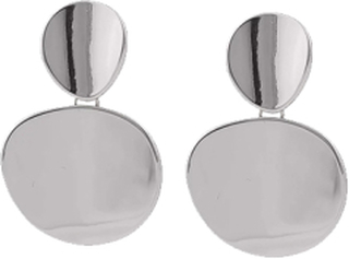 SNÖ OF SWEDEN - Avery Pendant Earring Silver