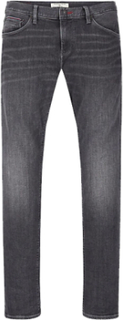 TOMMY HILFIGER - Bleecker Stretch Slim Fit Jeans Grå