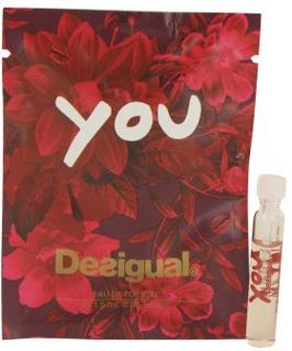 Desigual You by Desigual - Vial (sample) .1 ml - til kvinder