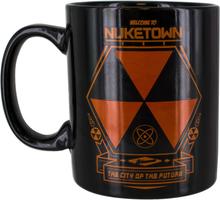 Call of Duty Nuketown Tasse mit Farbwechsel beim Einfüllen warmer Getränke