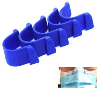 5x Anti tåge næse klip til mundbeskyttelsesmaske