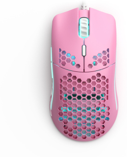 Glorious Model O Gaming Mus Rosa Limited Edition