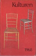 Kulturen 1968. Möbler. Keramik