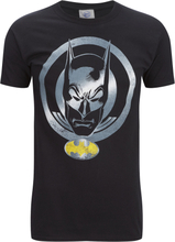 DC Comics Men's Batman Coin T-Shirt - Black - S - Black