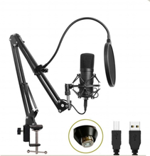 MTK Studio Live Streaming Broadcasting Inspelning Mikrofon Youtube