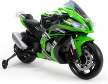 Elmotorcykel barn Kawasaki Ninja ZX10 Injusa 12 volt