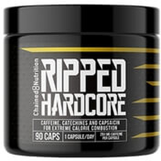 Ripped Hardcore, 90 kapslar, Chained Nutrition