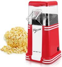 Emerio Popcornmaskin Röd Retro