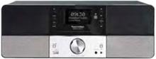 Bærbar radio DigitRadio 360 CD - Sort