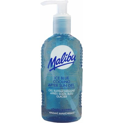 Malibu Ice Blue Cooling After Sun Gel 200 ml