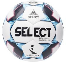 Select Jalkapallo Brillant Super US V21 3F Superliga - Valkoinen/Sininen
