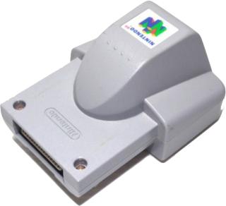 N64 - Nintendo 64 - Rumble Pak Original - N64 - no Box