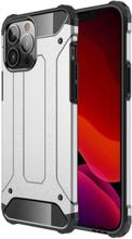 Armor Guard Mobilskal Till Iphone 13 Pro Max - Silver