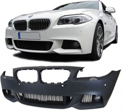 Stötfångare Fram BMW F10 / F11 LCI, BMW 5 Serien F