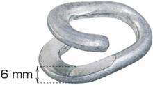 Nødled - 6 mm.