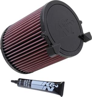 K&N Innsatsfilter - VW Golf V, VI & Golf Plus, 1.2L 09-13 / 1.4L 06-13 / 1.6L 04-10 / 2.0L 04-08 / VW Golf Pluss