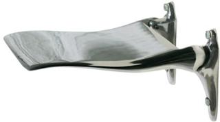 Edblad Wallchair - matt aluminium